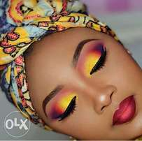 Makeup and makeover/Gele