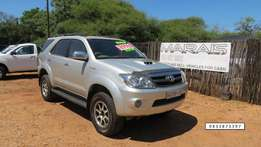 Toyota Fortuner 3.0 D4D 4X4 #1(59)