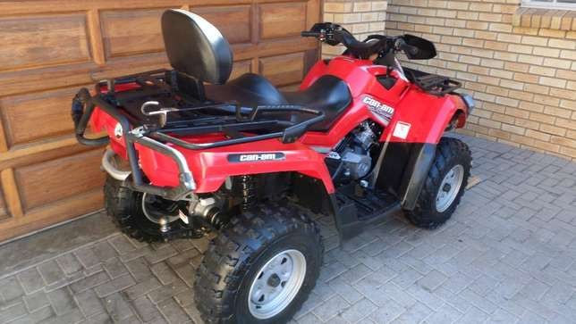 Can-Am bombardier Outlander 800 Max Centurion - image 2