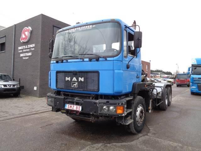 MAN 26.322 Lames/steel 6x4 - 1994
