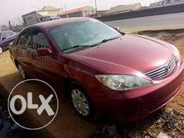 Accident free Tokunbo 2006 Toyota camry
