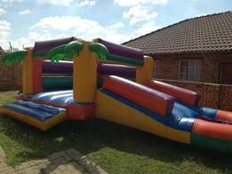 Jumping Castle & Kids Tables and Chairs