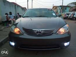 Clean 2005 Toyota Camry