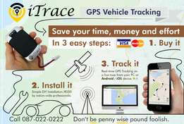 GPS GSM / GPRS Tracker for convenient real-time tracking of any vehicl