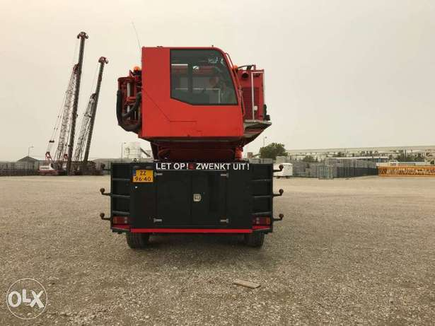 Terex AC 700 - To be Imported Lekki - image 5