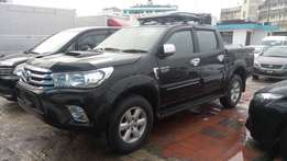 Revo KCN Toyota hilux double cab