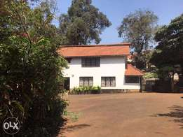 4 bedroom fully furnished house to let in Old Muthaiga