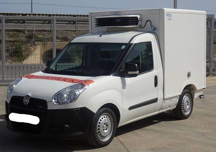 Fiat – Doblo Pl Cab 1.3mjt 90ch Frigo - 2013
