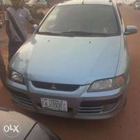 1 year old 2004 Mitsubishi space star.. Avaliable for sale.. With AC