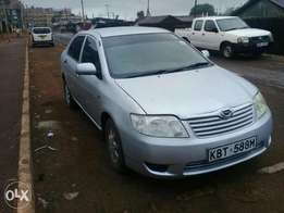 Accident free, Clean Toyota Nze for Sale