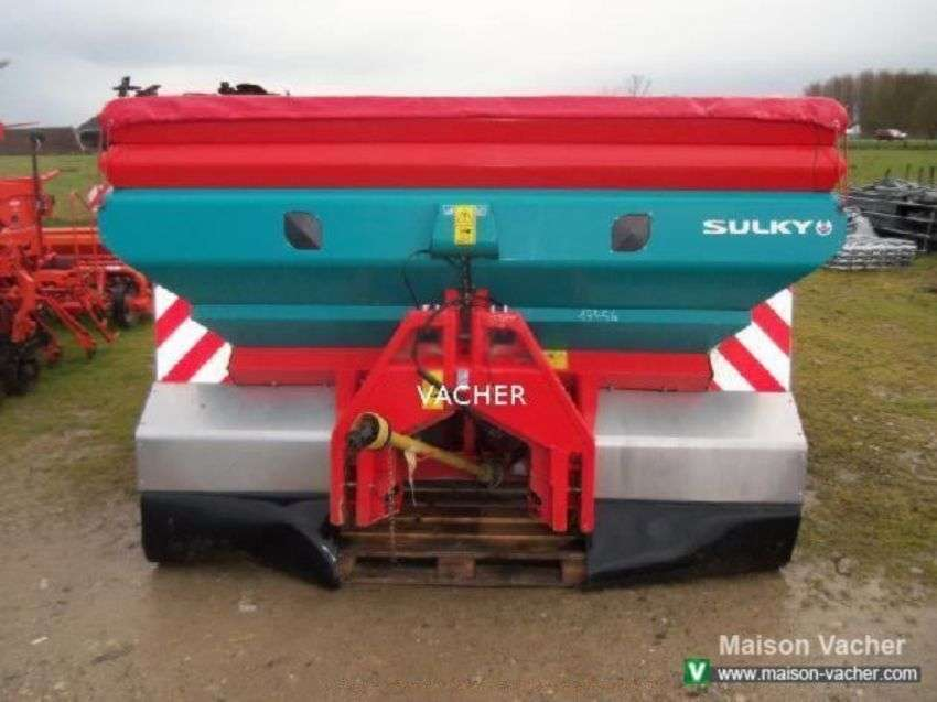 Sulky X50 - 2014