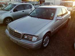 Mercedes Benz C200 manual 1996 on month end special sale R25000