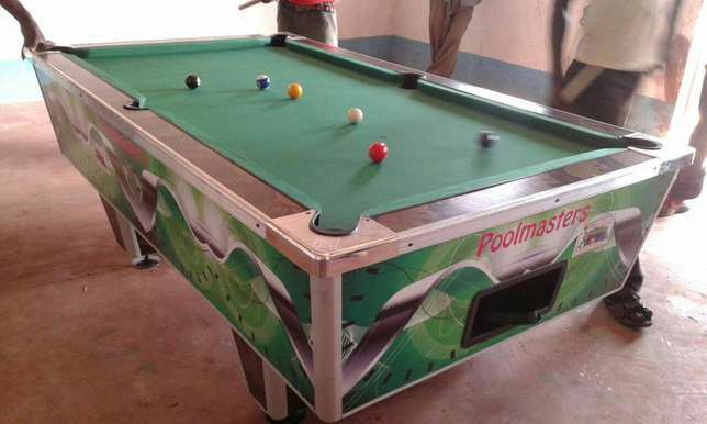 Wide jointers marble top pool table Pangani - image 3