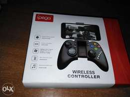 SmartPhone Bluetooth Game Controller For Android IOS New