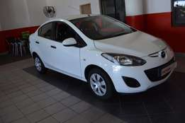 Mazda 2 1.3 Active Sedan ( 2011 ) Excellent Condition-All the Luxuries