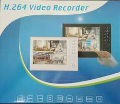 "CCTV 4CH DVR 7"" Touch LCD Compact Internet NEW"