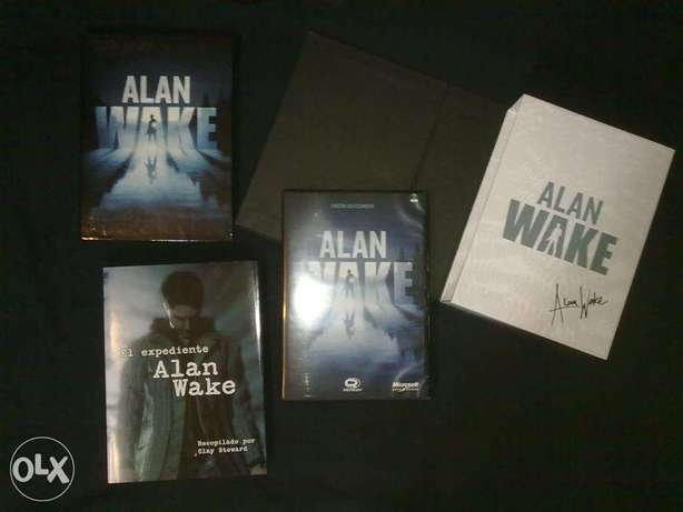Xbox 360 - Alan Wake: Limited Edition جدة -  5