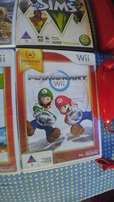 Wii for sale with games and shot gun