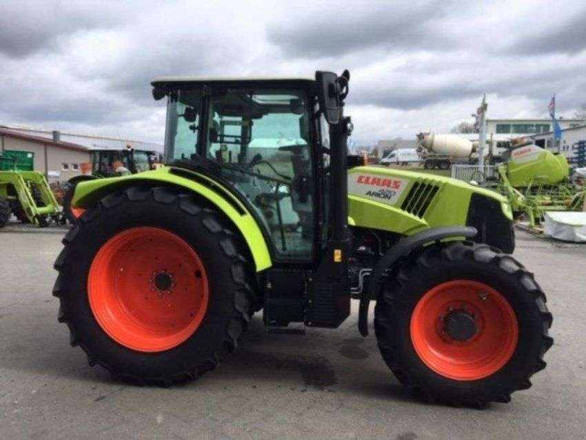 Claas arion 420 cis - 2018 - image 2