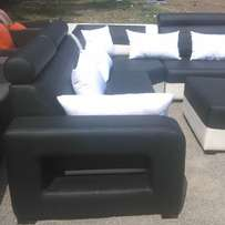 Leather sofasets