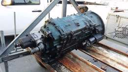 ZF Gearbox complete for sale