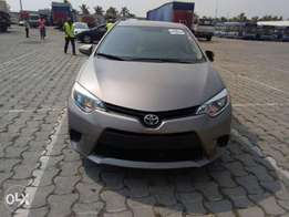 Toyota Camry 2015 direct tokunbo ready to sale