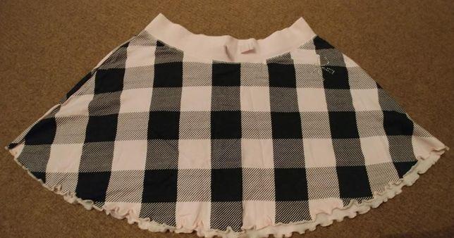 różowa spódnica   spódniczka w kratkę h&m   tiulowe spódnice