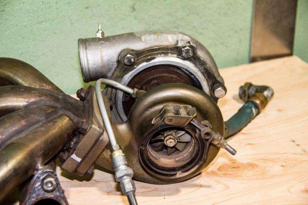 Hayabusa Turbo Kit Stage 3