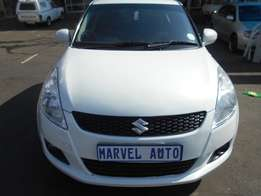 2013 Suzuki Swift Hatch 1.2 Gl For R95,000