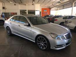 2011 Mercedes Benz E250 CDi 7Speed Automatic