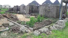 Three (3) units of one Bedroom flat at lintel level for sale