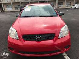 Newly Arrived 2005 Toyota Matrix