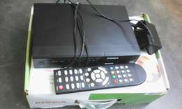 Free to air decoder remote and charger only