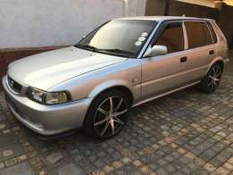 Toyota Tazz 1.3 FOR SALE 17500