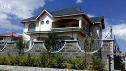 safehomes 4 bedroom maisonette on sale in nakuru kiamunyi oliveinn
