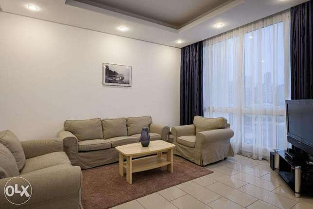 HAMAD Furnished & serviced 3 bedrooms Apartments