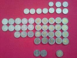 Rare South African Coins