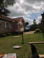 Kerugoya next to Roswam hotel home for sale