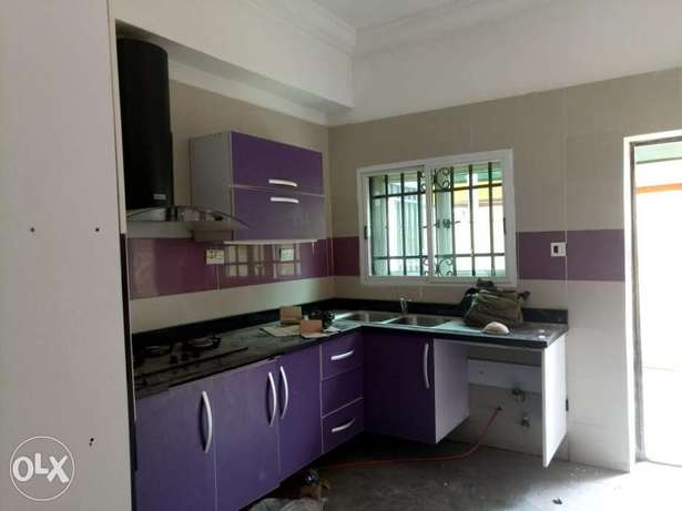 Charming 3bedroom terrace duplex alone in a compound ikota for N2.3m Lekki - image 1