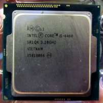 Intel i5-4460 3.4Ghz Socket-1150 4th-Gen Quad-Core 6MB L2-Cache CPU