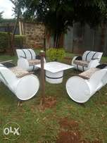Outdoor seats,7 n 5 seaters set