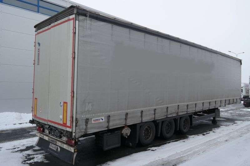 Schmitz Cargobull Scs 24/l Low Deck - 2013