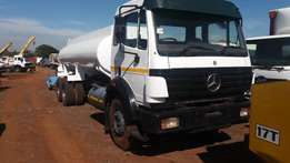 Mercedes Benz Powerliner 14000L Water Tanker