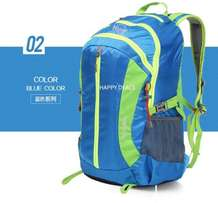 Brand New 30 litre Camping, Hiking Bag -Ideal Travel Bag in Red, Blue