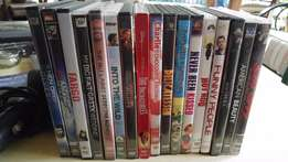 Assorted DVD Titles - Over 50 to choose from!