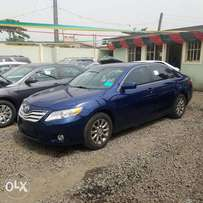 Tincan Cleared 2008 Toyota Camry CE (blue)