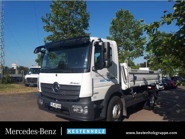 Mercedes-Benz Atego 1330 K 4X2 B 08 AHK Spurhalt-Ass Temp - 2019