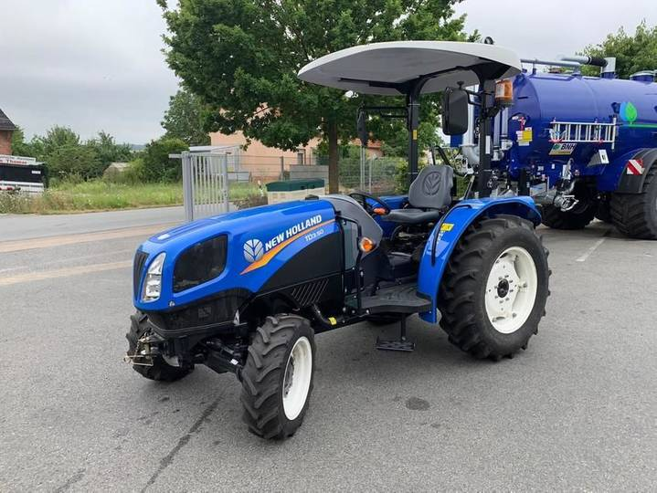 New Holland td 3.50 - 2018