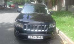 Jeep compass limited 2014 model Automatic 2.0
