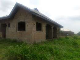 4 now of room and parlor self contained for sale at kasunmu estate